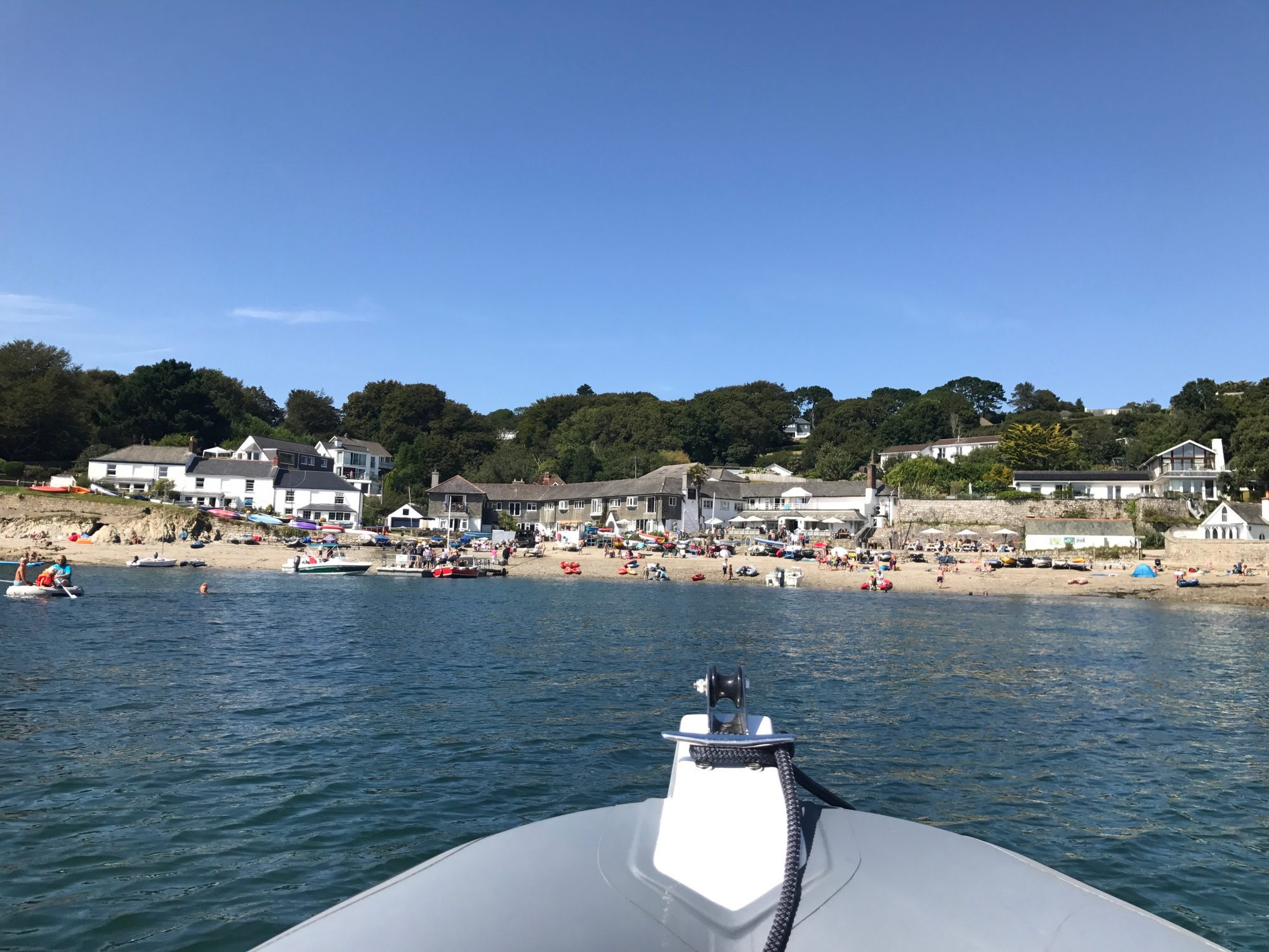 FAlmouth Rib Charters on The Helford River