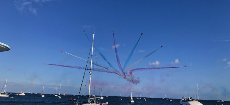 Red Arrows Event